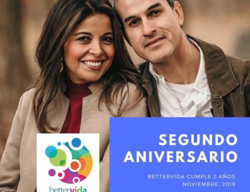109 – Bettervida – Segundo Aniversario! – Reto de las Preguntas No. 4